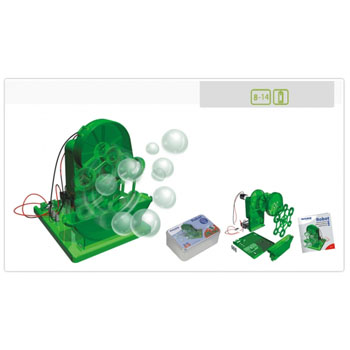 Miniland-Robotic Bubble Blower