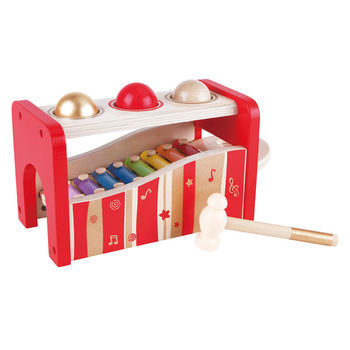 Hape-Pound and Tap Bench
