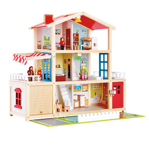 Hape-Doll Family Mansion